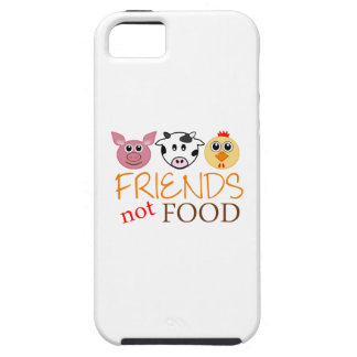 Friends Not Food iPhone 5 Cover