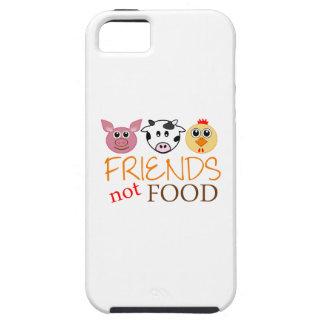 Friends Not Food Tough iPhone 5 Case