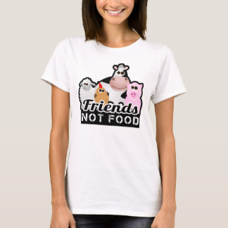Friends not Food Tshirt
