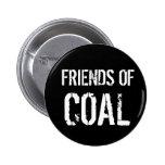 """Friends of COAL"" Button"
