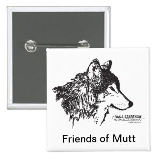 Friends of Mutt button