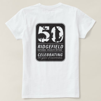 Friends of RNWR 50th Anniversary Women's Tee