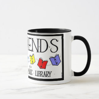 Friends of the Rahway Public Library Mug