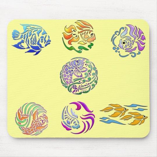 Friends of the Sea Mousepad