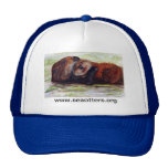 Friends of the Sea Otter Hat