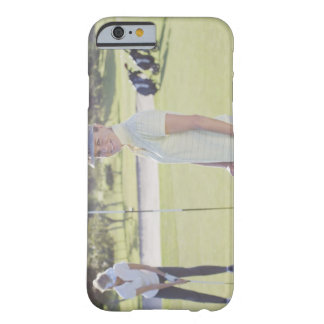 Friends playing golf barely there iPhone 6 case