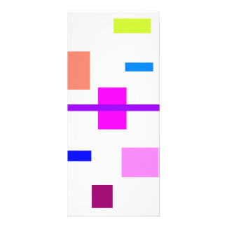Friends Rack Card Template