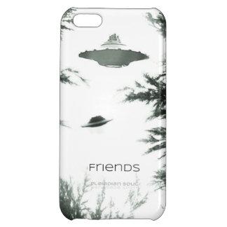 Friends UFO Phone Case iPhone 5C Case