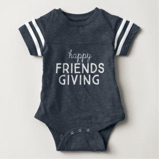 Friendsgiving Baby Sport Gear Baby Bodysuit