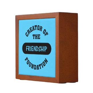 Friendship Foundation Creator Desk Organisers