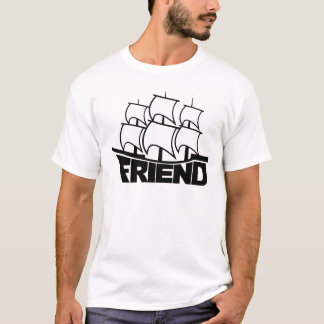 Friendship Friend Ship T-Shirt