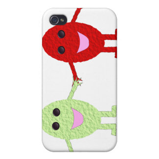 Friendship Grapes  Cover For iPhone 4