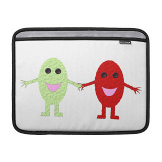 Friendship Grapes MacBook Air Sleeve