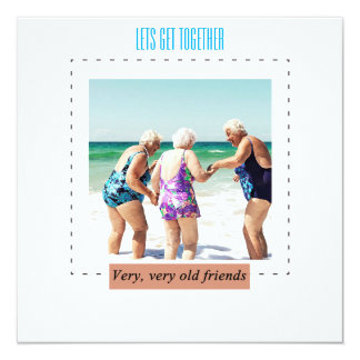 Friendship Invitations