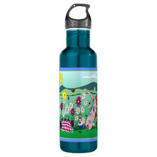 Friendship Is THe Greatest Liberty Bottle 710 Ml Water Bottle