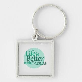 Friendship Key Ring