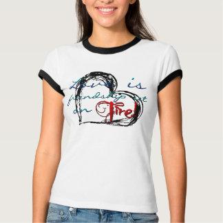Friendship on Fire T Shirt