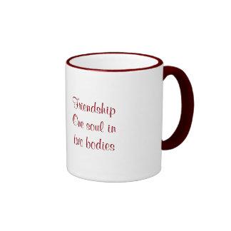Friendship One Soul - Mug