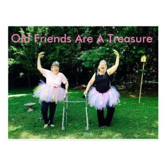 Friendship Postcards for Senior Citizens