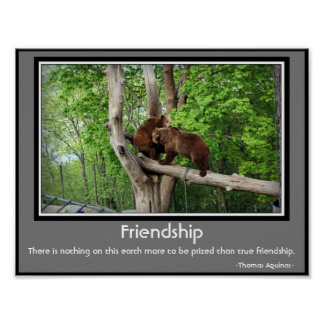 Friendship Quotes | Poster