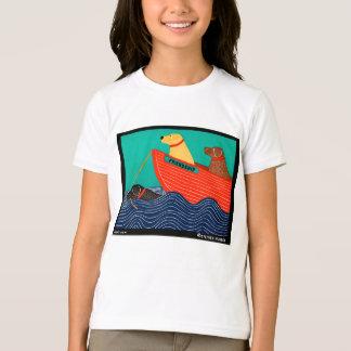 Friendship - Stephen Huneck T-Shirt