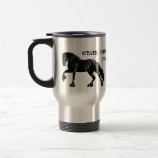 Friesian Classic Stainless Steel Travel Mug