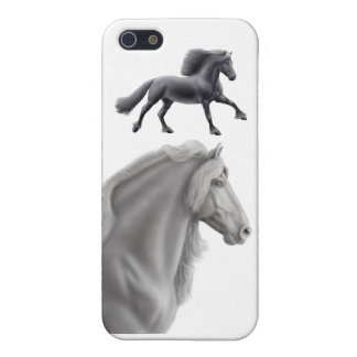 Friesian Draft Horse iPhone Case Case For The iPhone 5