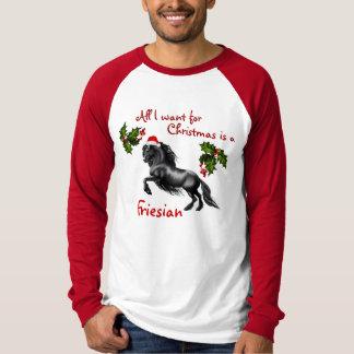 Friesian horse, black stallion reason for season tees