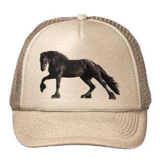 Friesian Horse Cap