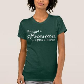Friesian horse tshirt