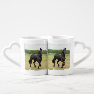 Friesian Horses Lovers Mug