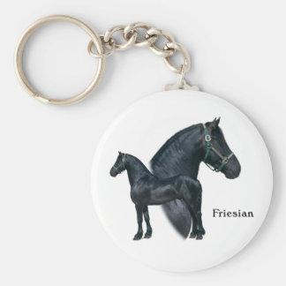 Friesian Key Ring