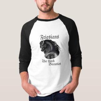 Friesians, The black beauties T-Shirt
