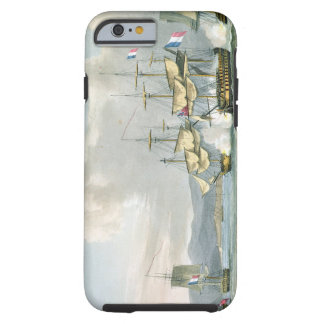 Frigate action in Vizagapatam Roads, off India, 18 Tough iPhone 6 Case