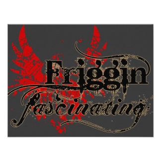 Friggin' Fascinating Custom Invite