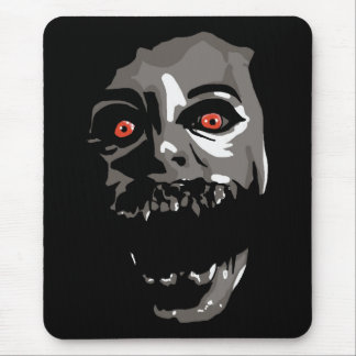 Fright Face Mouse Mat