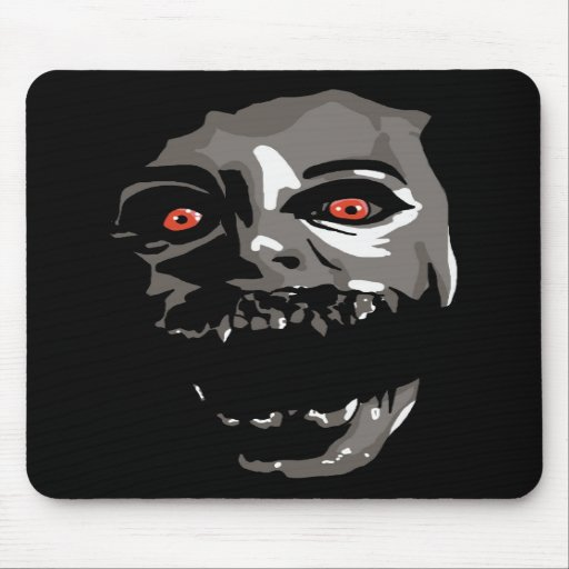 Fright Face Mousepads