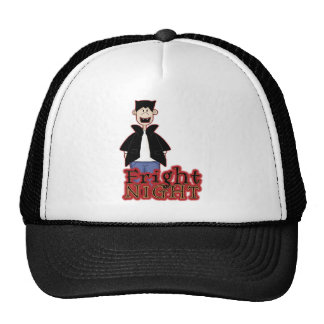 Fright Night Dracula Halloween Hat