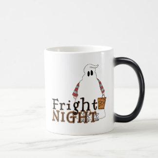 Fright Night Ghost Halloween Coffee Mug