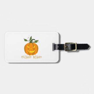 Fright Night Bag Tags