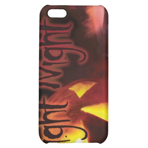 Fright Night on Halloween iPhone 5C Cover