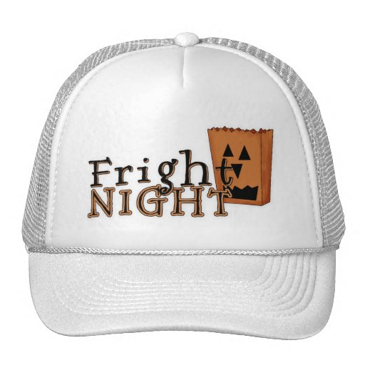 Fright Night Trick-Or-Treat Hat