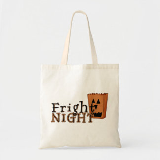 Fright Night Trick-Or-Treat Tote Bag