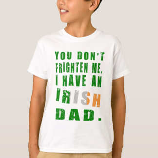 Frighten Irish Dad T-Shirt