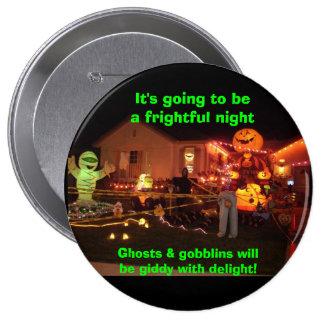 Frightful night button