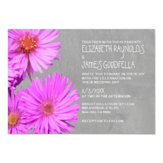 Frikart's Aster Wedding Invitations