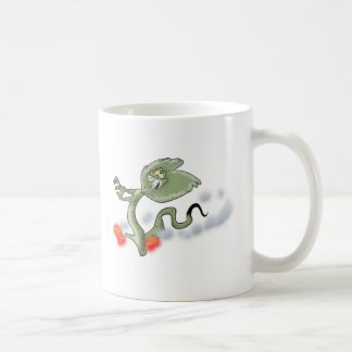 Frilled Lizard Coffee Mug