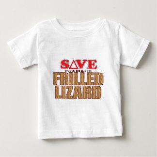 Frilled Lizard Save Baby T-Shirt