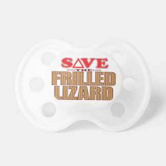Frilled Lizard Save Dummy
