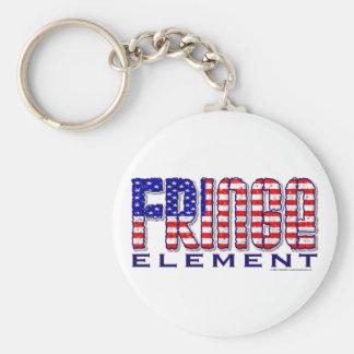 Fringe Element Keychain
